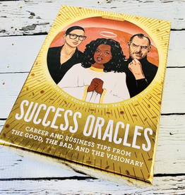 Chronicle Success Oracles career and business tips from the good, the bad, and the greedy