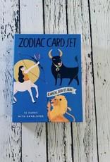 Zodiac Mixed Boxed Card Set