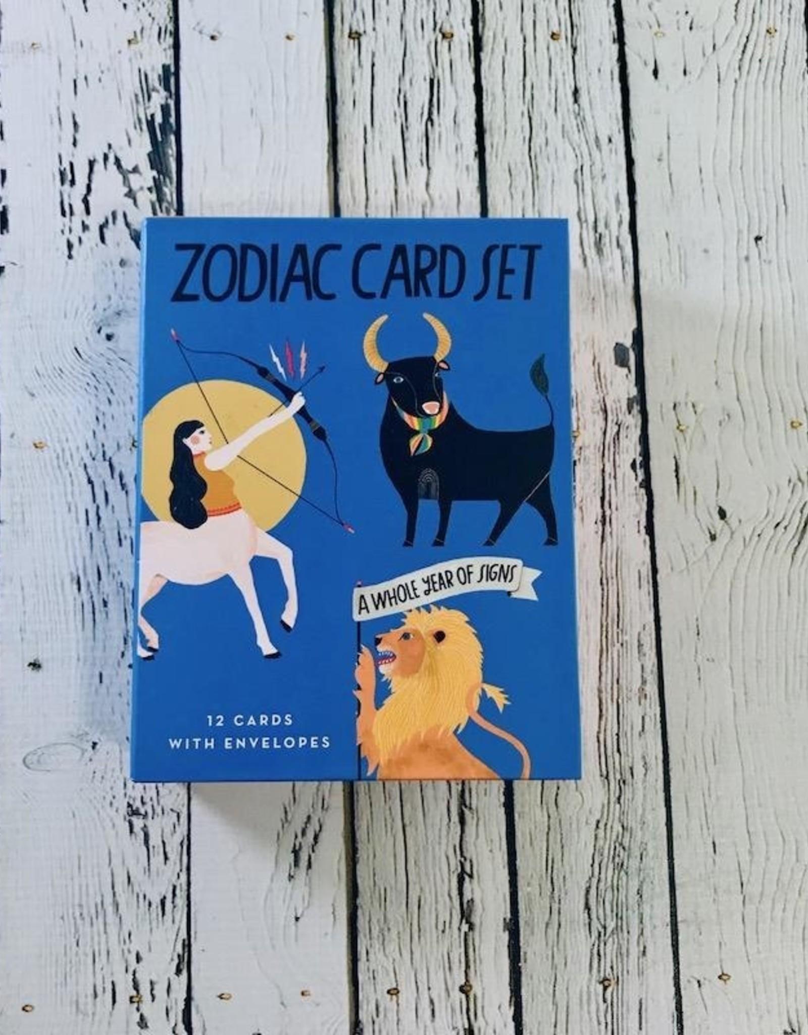 emily mcdowell Zodiac Mixed Boxed Card Set