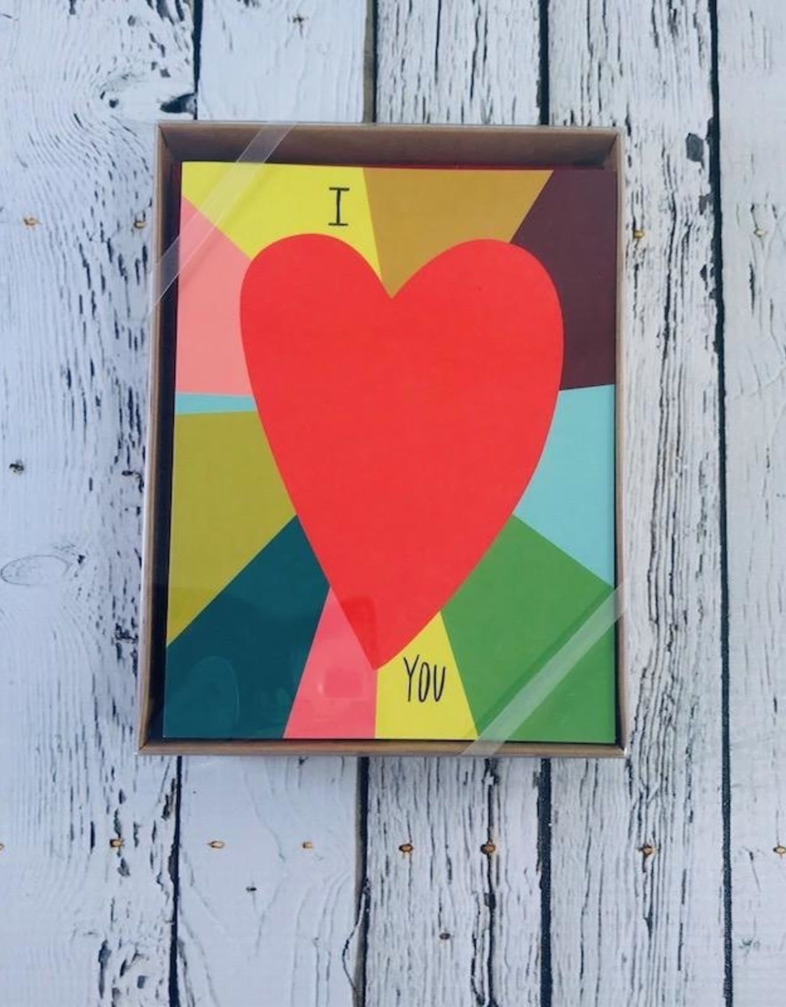 Elizabeth Graeber Big Heart Notecard Boxed Set