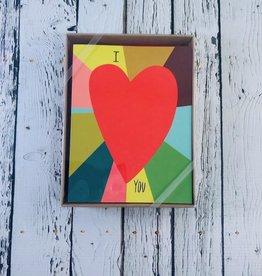 Elizabeth Graeber Big Heart Notecard Boxed Set