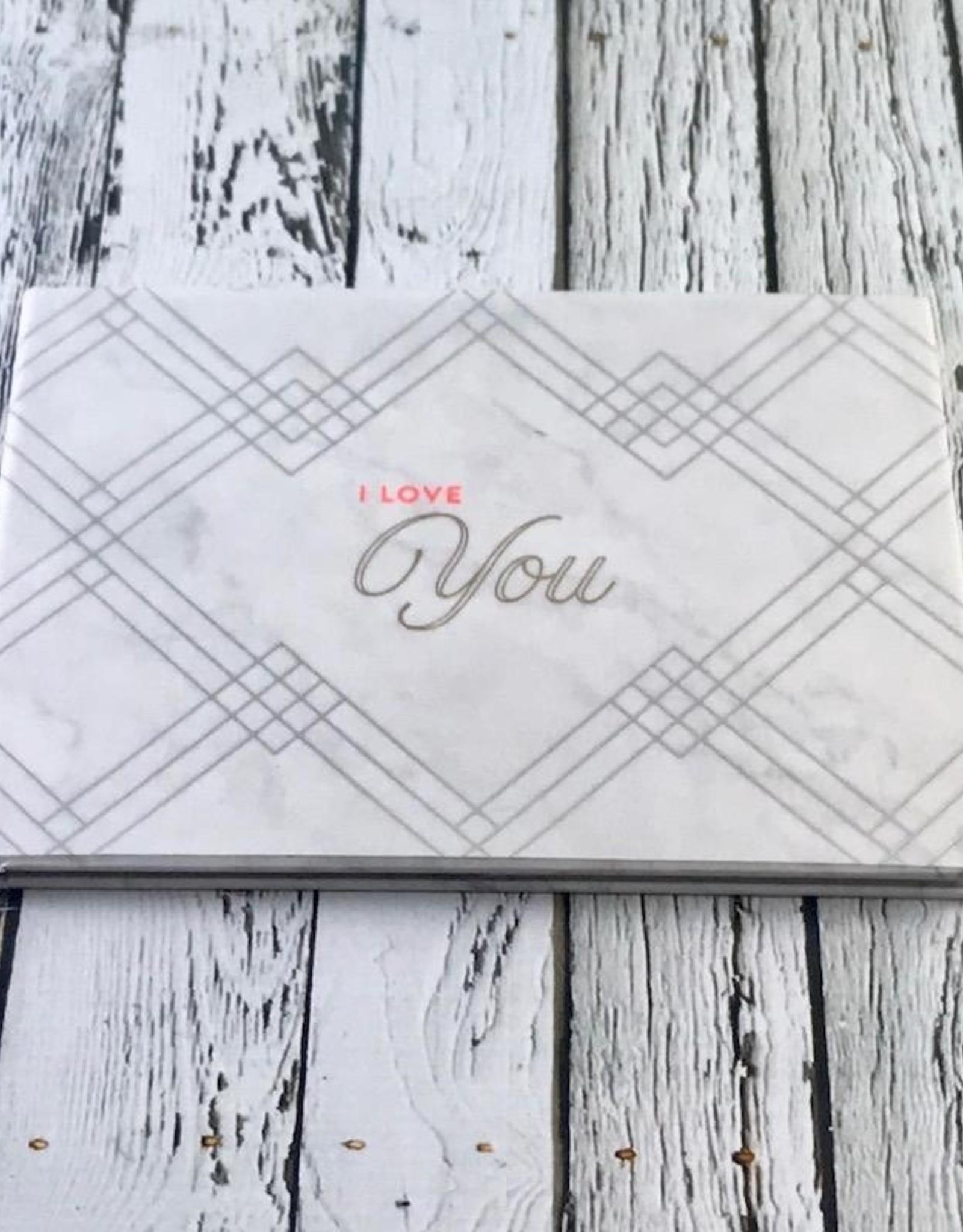 I Love You  - Gift Book