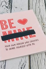Free Period Press Be Your Own Person Card