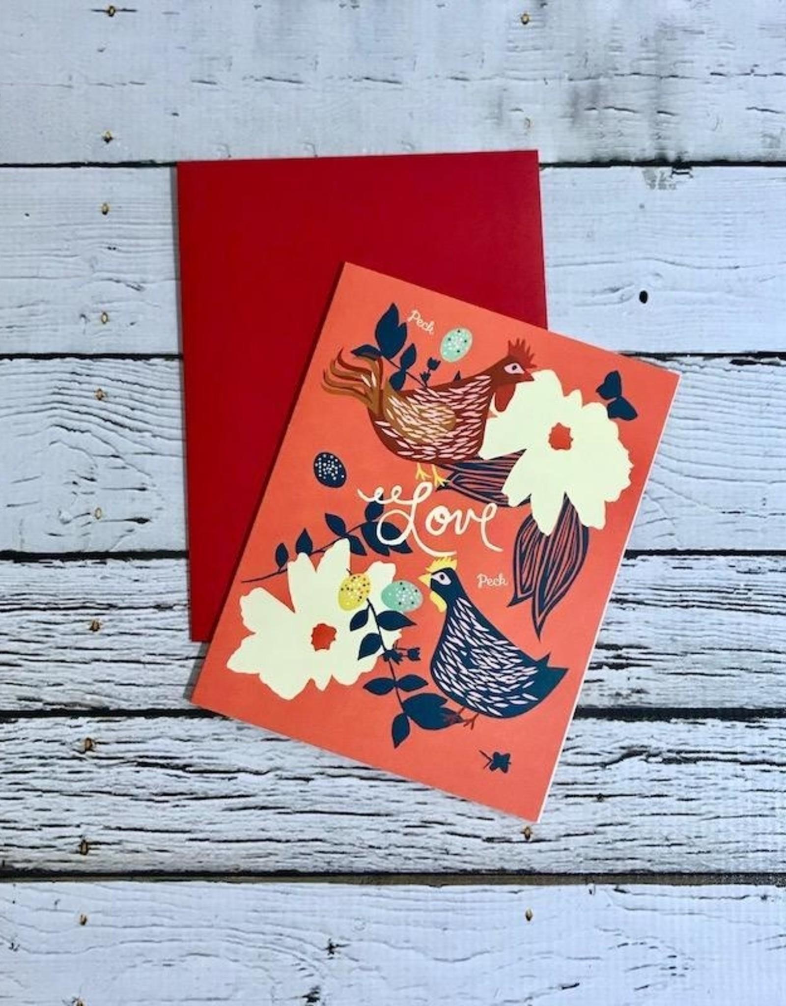 Elizabeth Graeber Peck Card
