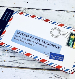 Letters to the President (and other elected officials)