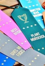 Plant Murder Ribbon