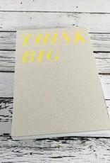 Compendium Think Big notebook