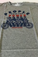 People Have The Power Unisex Tee Kin Ship