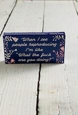 People Reproducing Gum