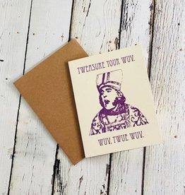Guttersnipe Press Twue Wuv Card