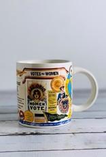 UNEMPLOYED 19th Amendment Mug