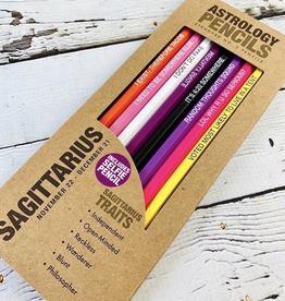 Sagittarius Astrology Pencils