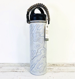 Topography 22oz Insulated Steel Water Bottle