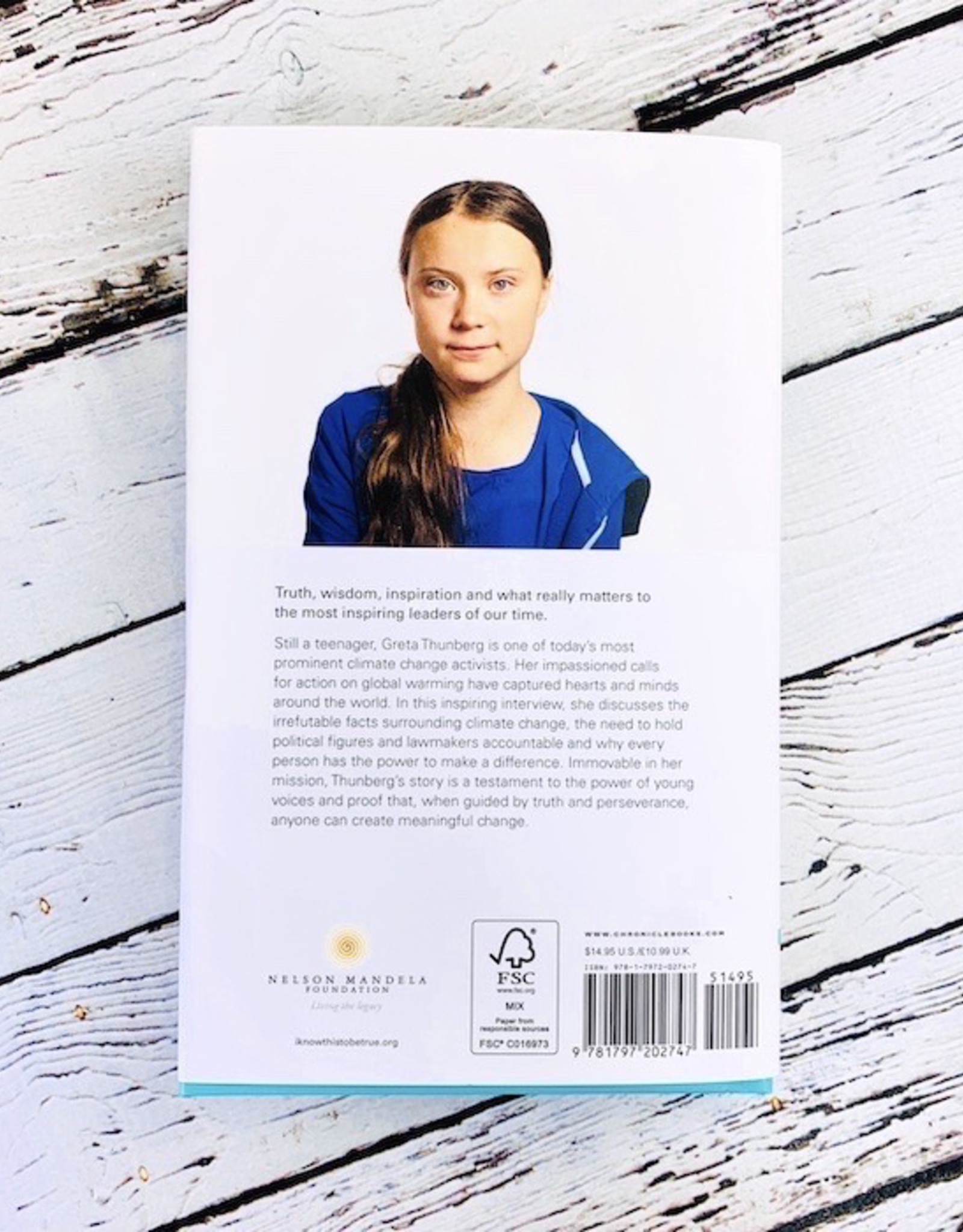 I Know This to be True: Greta Thunberg on truth, courage & saving our planet