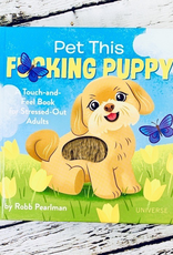 RANDOMHOUSE Pet This F*cking Puppy