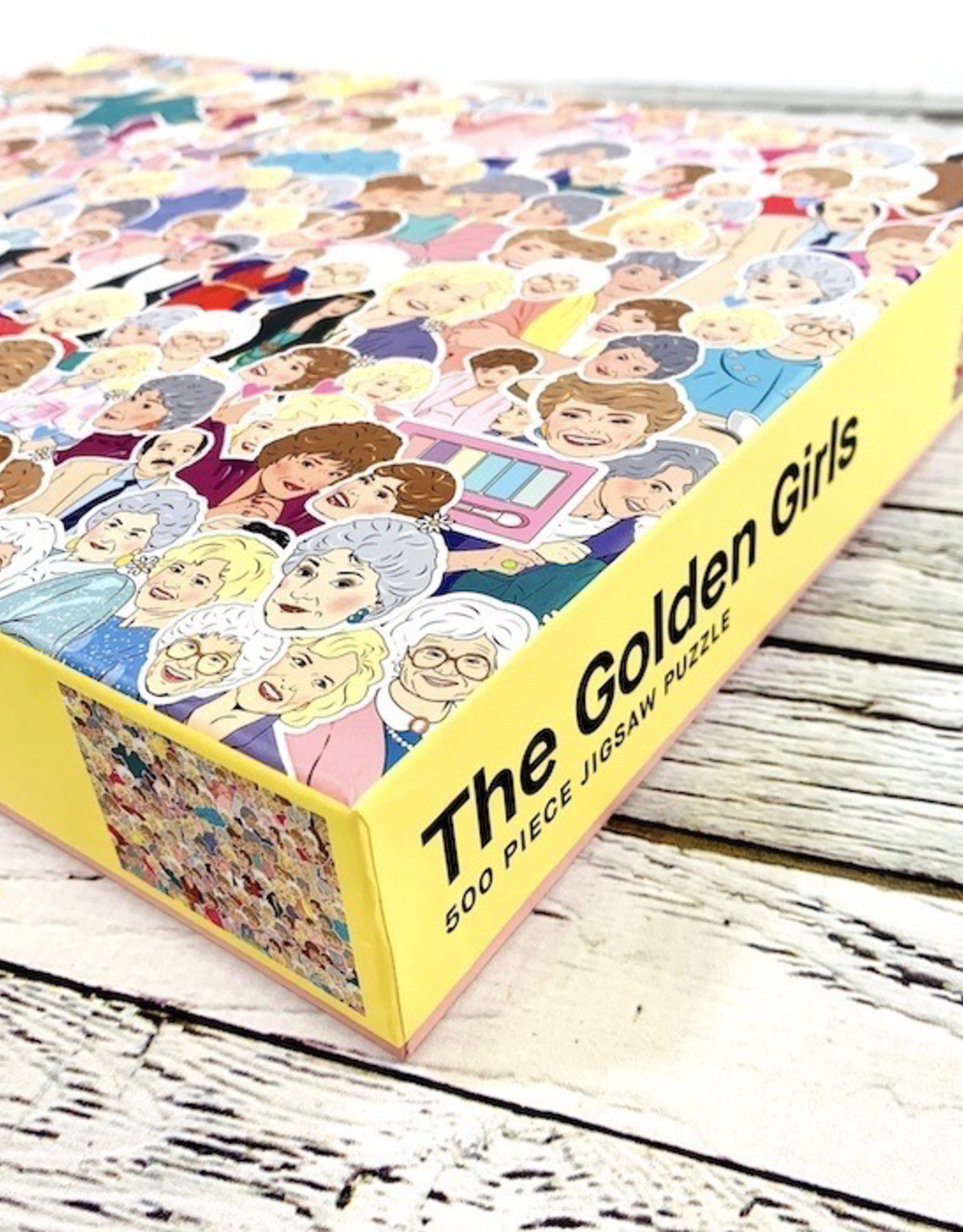 RANDOMHOUSE The Golden Girls Jigsaw Puzzle