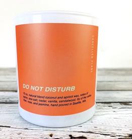Do Not Disturb Candle 10oz