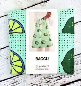 Green Lime Standard Baggu
