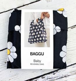 Black Daisy Baby Baggu