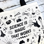 Cognitive Surplus Science is Magic That Works! Tote