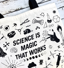 Science is Magic That Works! Tote