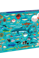 Chronicle Ocean Life 1000pc Puzzle