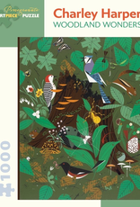 Charley Harper: Woodland Wonders 1000-pc Puzzle