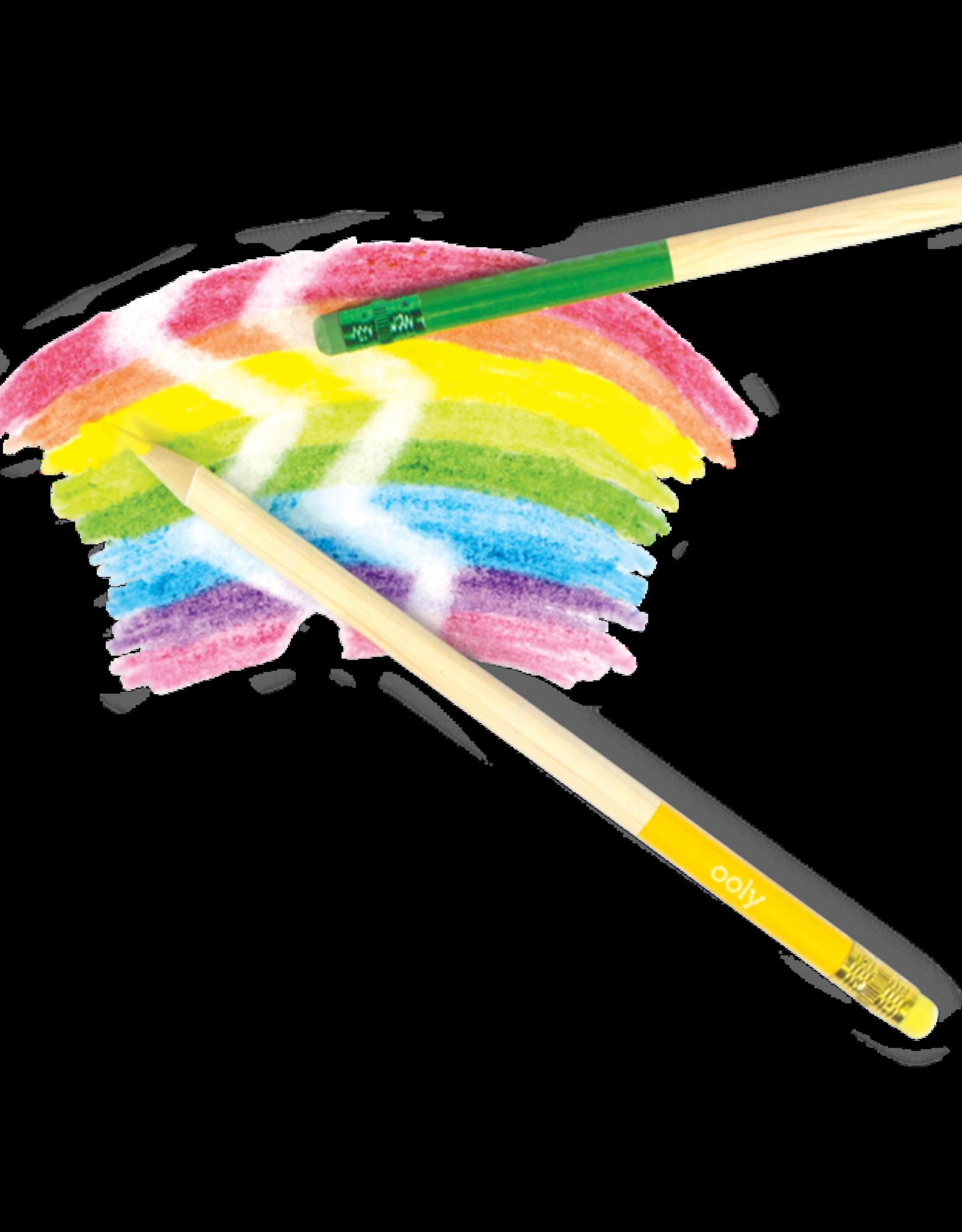 Un-Mistake-Ables! Erasable Colored Pencils