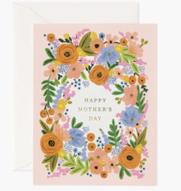 Floral Mother's Day Card