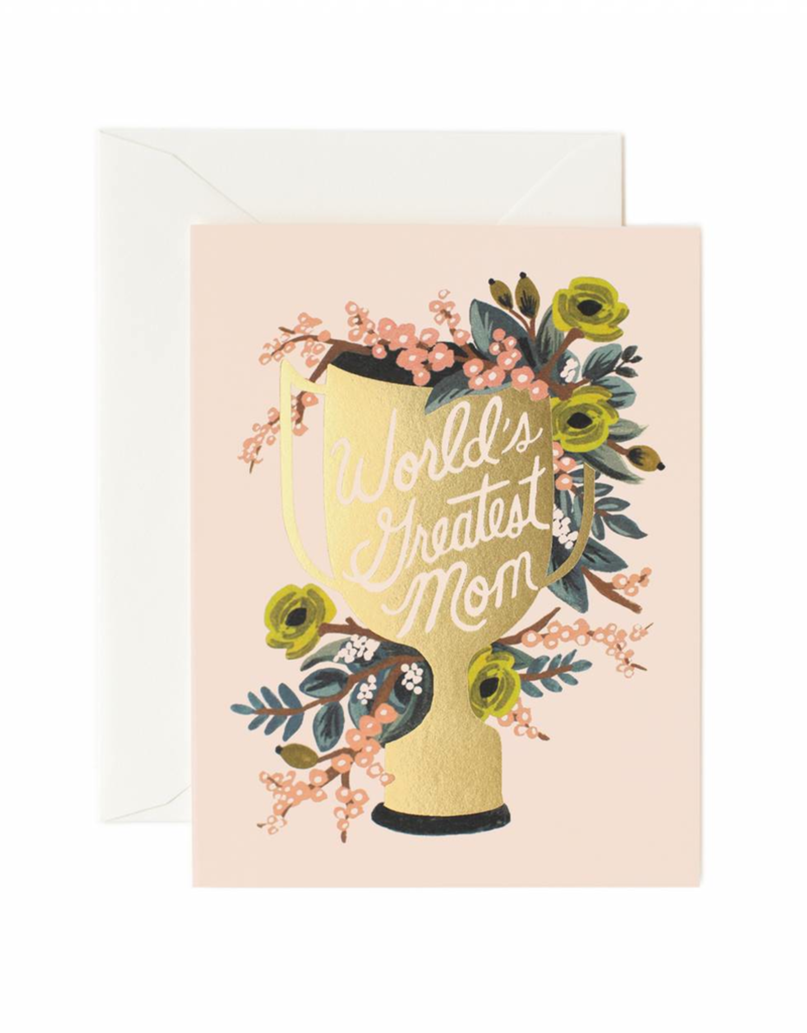 Rifle Paper Co World's Greatest Mom Card