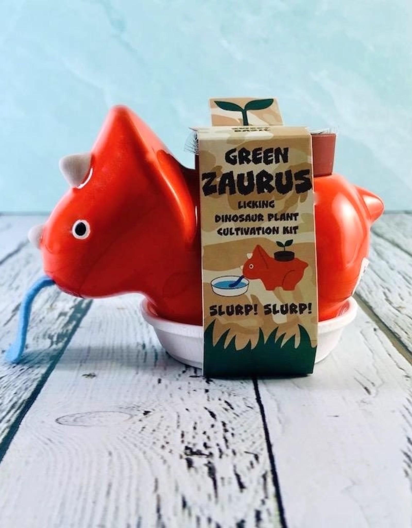 Green Zaurus