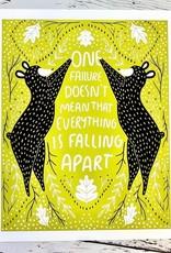 Failure Bear 8x10 Print