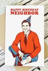 Pike Street Press Happy Birthday Neighbor Card