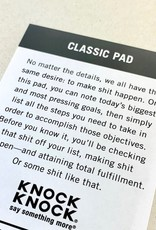 Make Shit Happen Pad