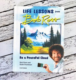 "RANDOMHOUSE ""Be A Peaceful Cloud"" and Other Life Lessons from Bob Ross"