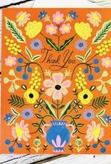 Gabriella Thank You Card