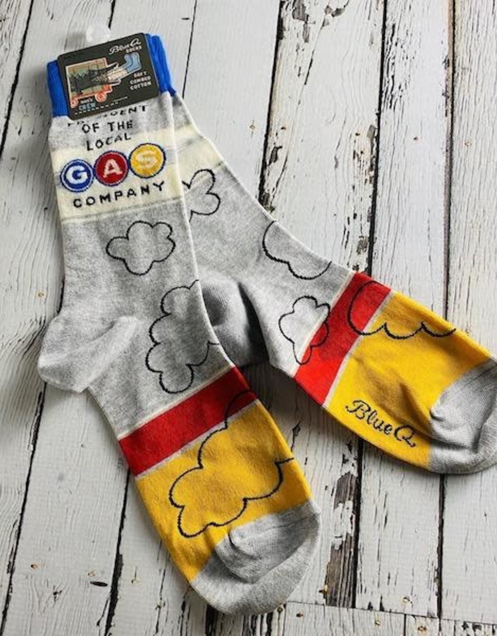 President GAS Co. Men's Crew Socks