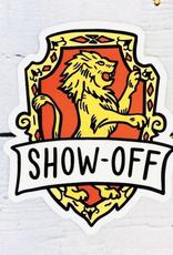 Brittany Paige Gryffindor Sticker