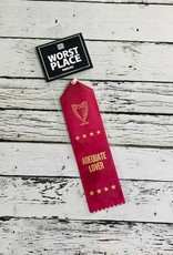 Adequate Lover Ribbon