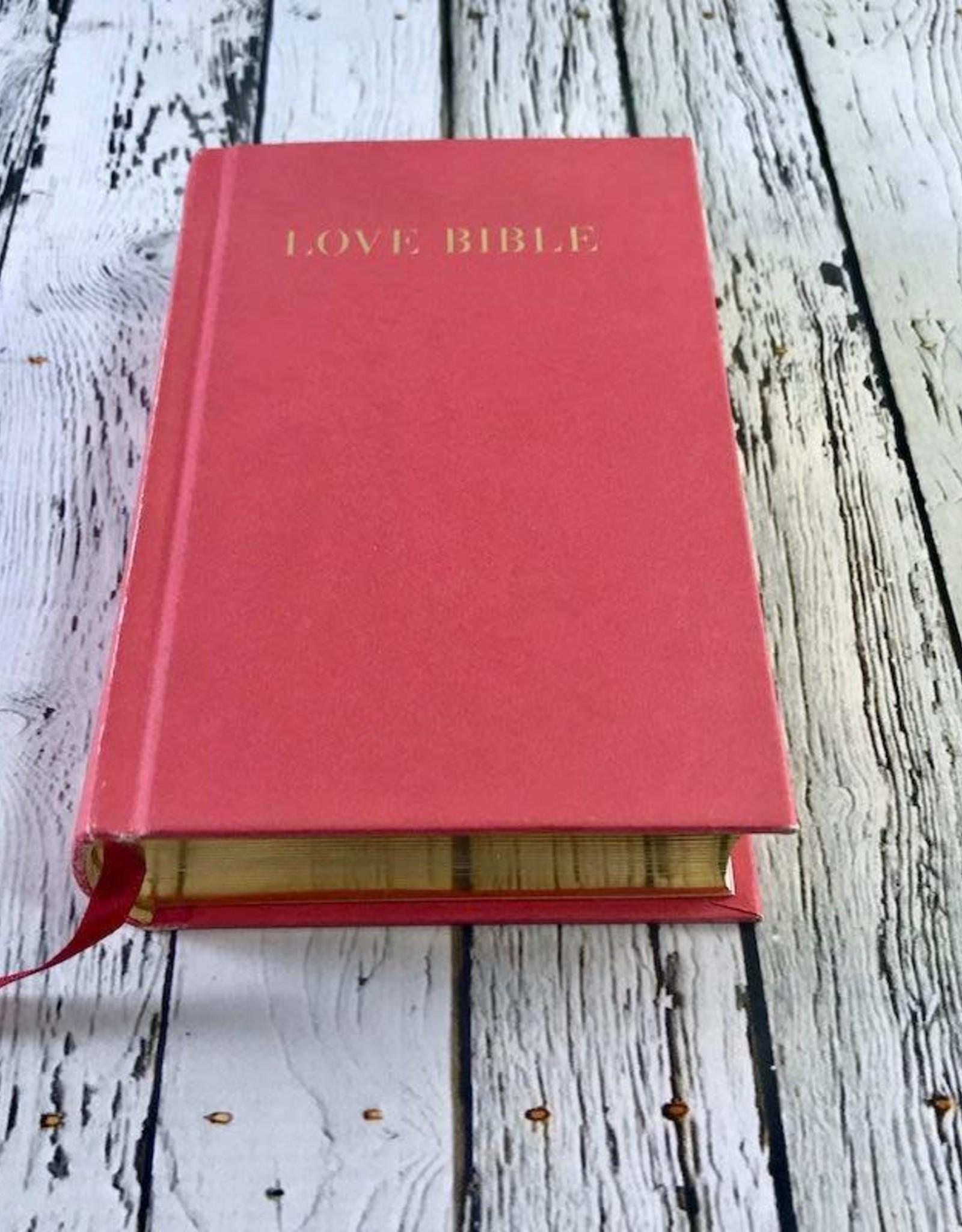 Love Bible - Words of Love
