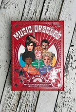 Music Oracles Creative and Life Inspiration from 50 Musical Icons