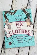 Microcosm Publishing c/o Faire Fix Your Clothes