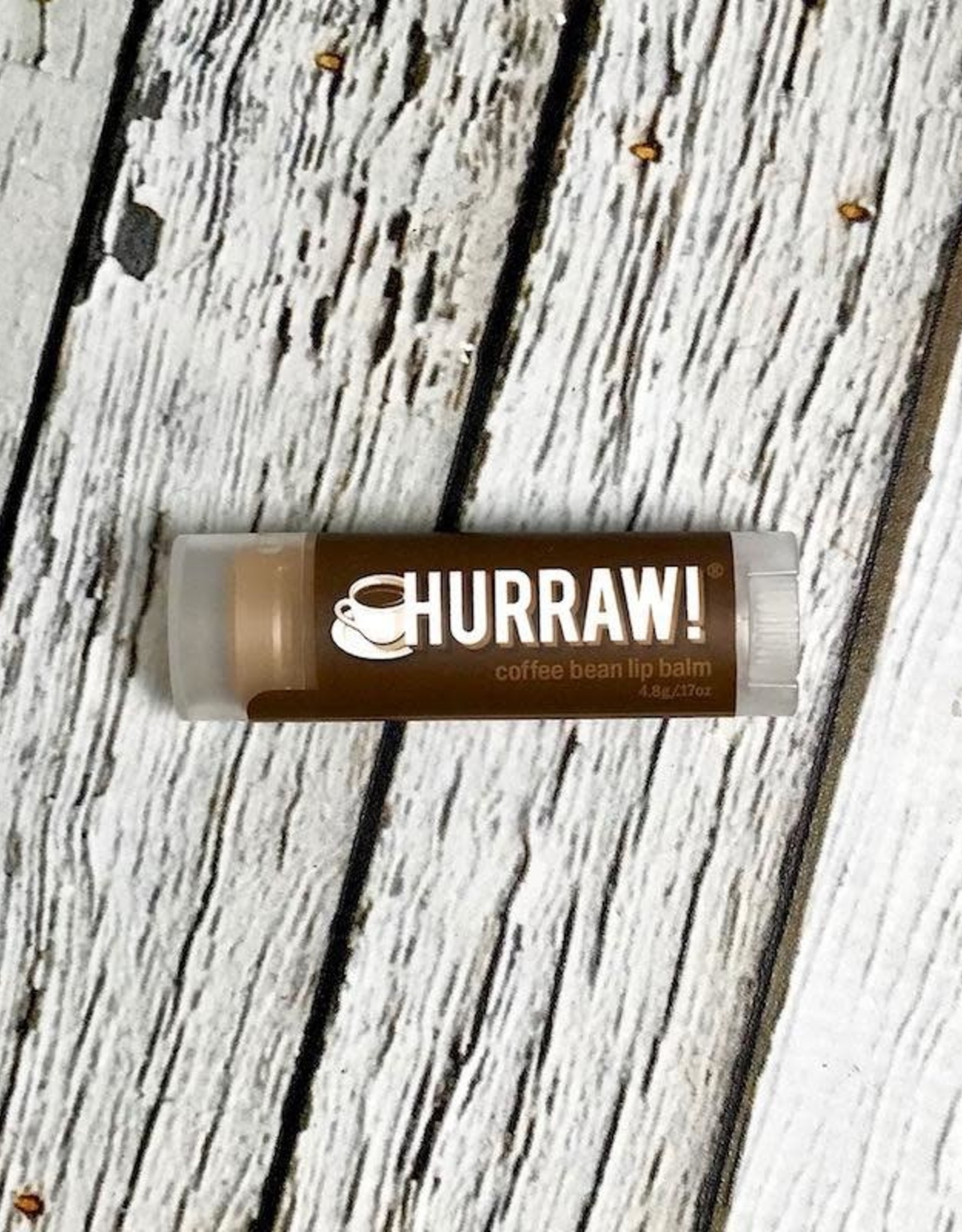 hurraw Coffee Bean Lip Balm
