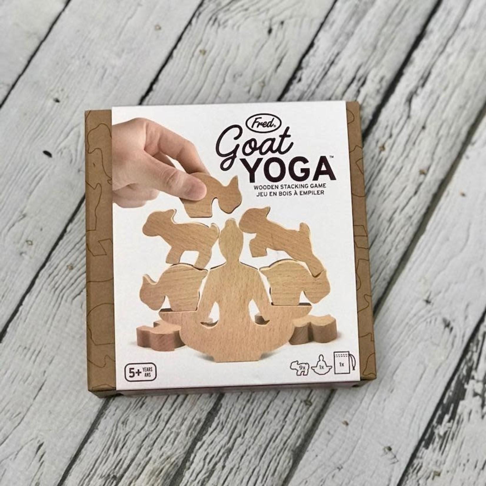 Stacking Goat Yoga Game