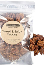 FRITTLE 4oz Bag of Sweet & Spicy Pecans by Newfangled Confections