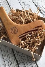 Rockwell Razors Rockwell Razor Beard Shaper Pear Wood