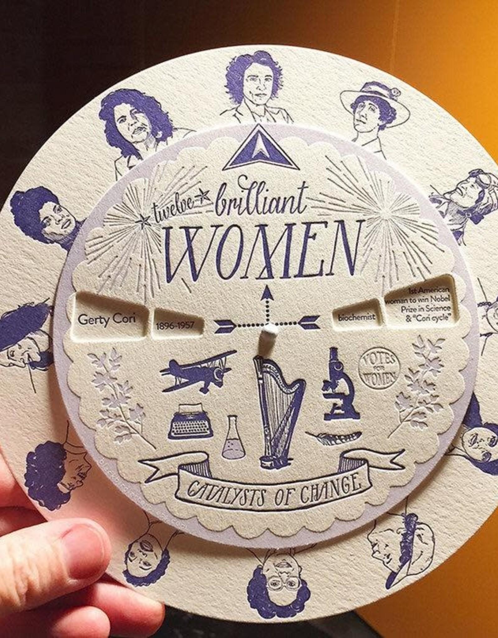 Brilliant Woman Spinner