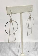 Handmade Silver Wonder Earrings