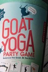 Kikkerland Goat Yoga Party Game