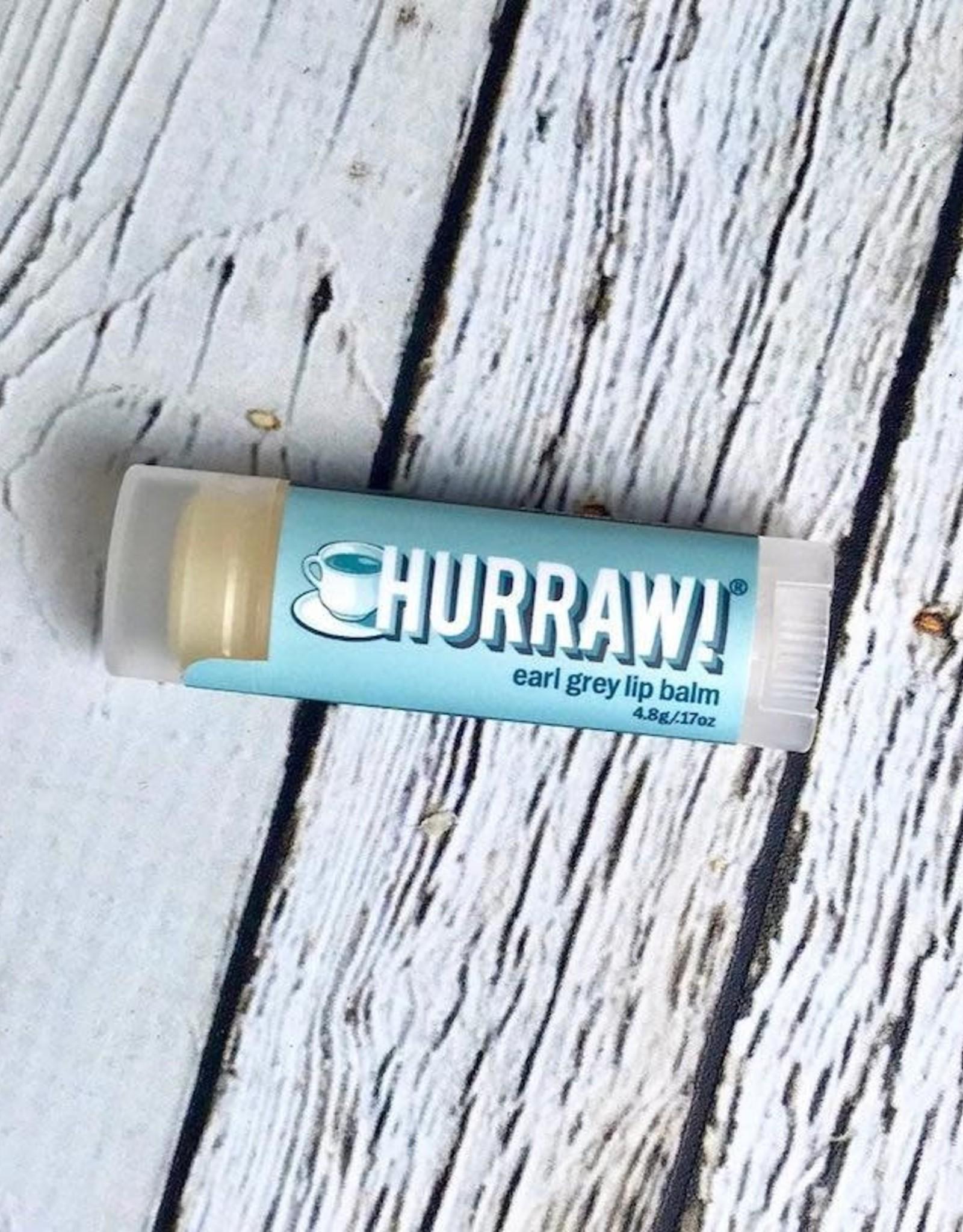 hurraw Earl Grey Lip Balm